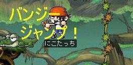 バンジージャンプ!~maple日記~